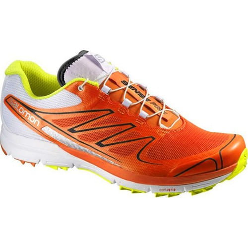 Zapatillas-Salomon-Sense-Pro--Hombre--369814-Tom-Red-White-Gecko-Green-UK-6.5---ARG-39---CM-25