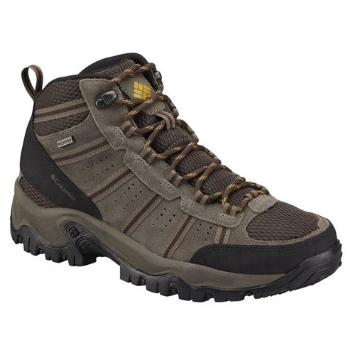 Bota-Columbia-Grants-Pass-Mid-WP-Impermeables-Hombre--Cordovan--Mud-USA-8.5---ARG-41---CM-26.5