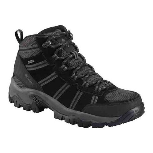 Bota-Columbia-Grants-Pass-Mid-WP-Impermeables-Hombre--Black-Charcoal-USA-9.5---ARG-42---CM-27.5