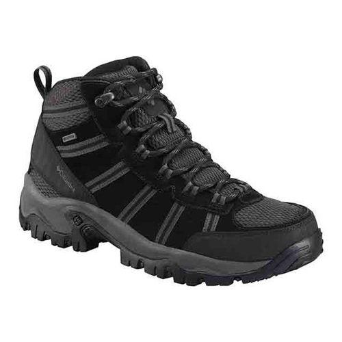 Bota-Columbia-Grants-Pass-Mid-WP-Impermeables-Hombre--Black-Charcoal-USA-10.5---ARG-43.5---CM-28.5