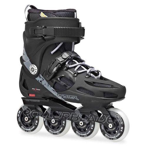 Rollers-Rollerblade-Twister-80---Hombre-Black-Grey-CM-29.5---ARG-44---EUR-45