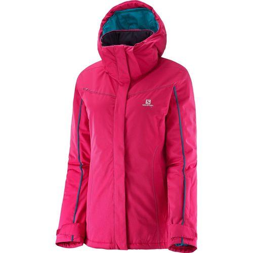 Campera-Salomon-Stormseeker-Mujer-392159-Gaura-Pink--XS