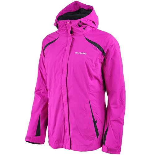 Campera-Columbia-Blazing-Star--Dama--XS-Pink-Black