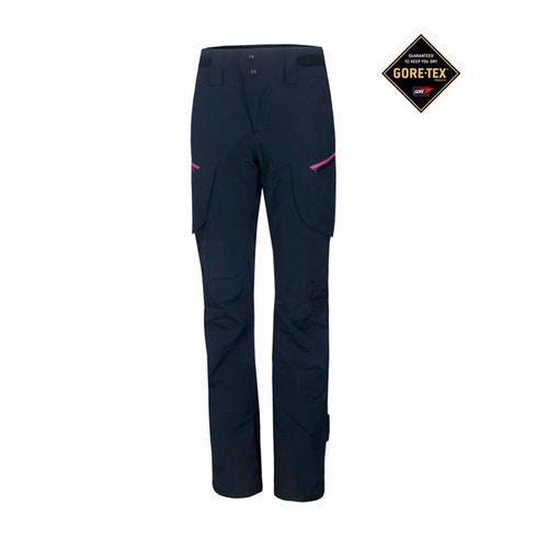 Pantalon-Ski-Ansilta-Slalom-II-Dama-XS-Negro