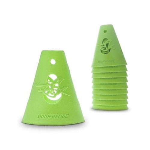 Conos-Powerslide-FreeSkate-Slalom-Green