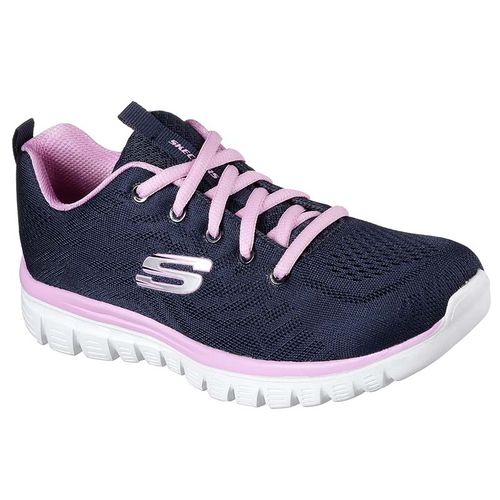 Zapatillas-Skechers-Graceful---Get-Connected---Mujer---Running-USA-5.5---ARG-35.5---CM-22.5-Navy-Pink