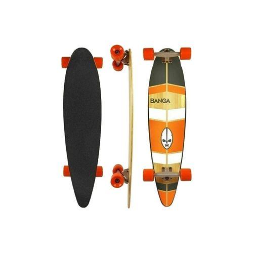 Tabla-Longboard-Cruiser-Banga-36-Naranja