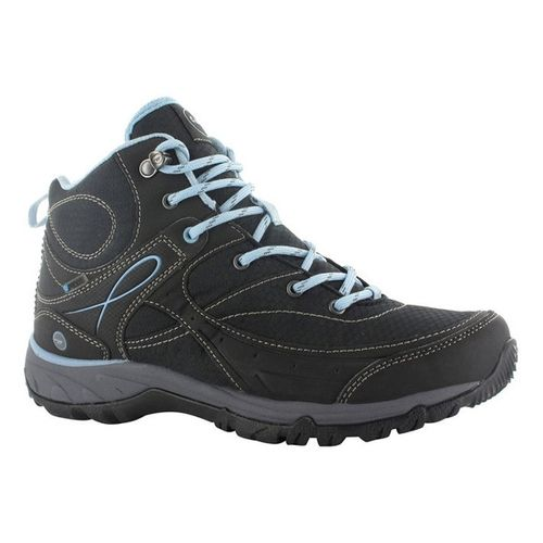 Botas-Hi-tec-Equilibrio-Bijou--WP-Impermeable-Mujer-Trekking-EUR-37.5---ARG-37---CM-23.5-Black---Forget