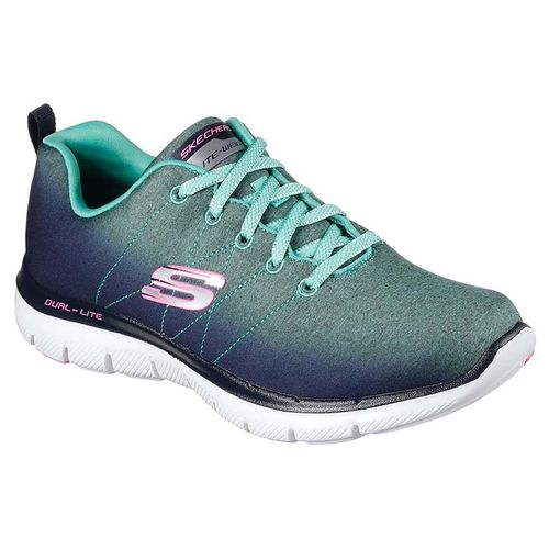 Zapatillas-Skecher-Flex-Appeal-2.0--Bright-Side---Mujer--Navy---Aqua-USA-5.5---ARG-35.5---CM-22.5