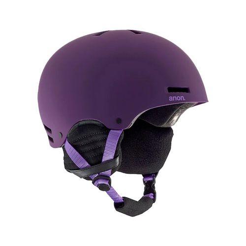 Casco-Ski-Snowboard-Anon-Greta-Imperial-Purple-Dama-M