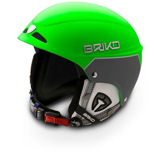 Casco-Ski-Snowboard-Briko-Snowy-Green-Hombre-M