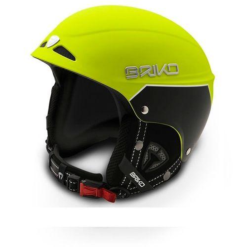 Casco-Ski-Snowboard-Briko-Snowy-Yellow-Hombre-L