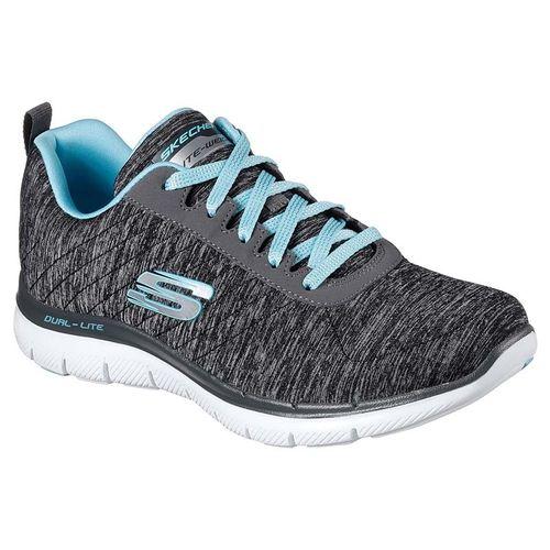 Zapatillas-Skechers-Flex-Appeal-2.0---Mujer---Running-USA-5.5---ARG-35.5---CM-22.5-Black-Blue