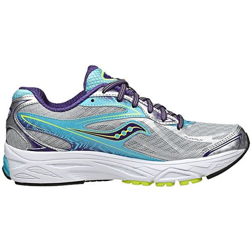 Zapatillas-Saucony-Ride-8-Dama-Silver--Purple--Blue-USA-7.5---ARG-37.5---24-CM