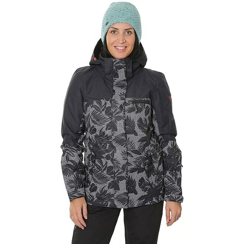 Campera-Roxy-Jetty-Block-Dama-Impermeable-para-ski-y-snowboard-KVJ6--True-Black-Floral-XS
