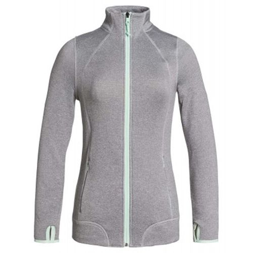 Buzo-Roxy-Iced-Out--Full-Zip--Dama--XS-KPFH-Heritage-Heather