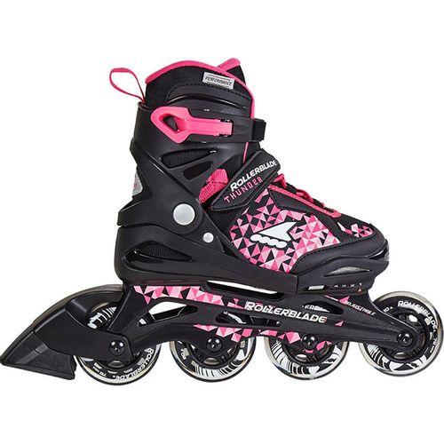 Patin-Rollerblade-Thunder-Girl-Niñas-Black---Pink-CM-16-18.5--ARG-25-28--EUR-26-29
