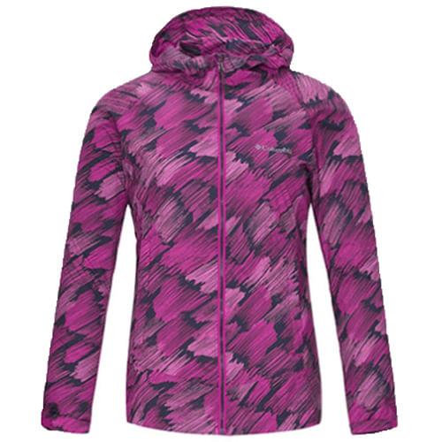 Campera-Columbia-Endeavor-Dama-XS-Haute-print-pink