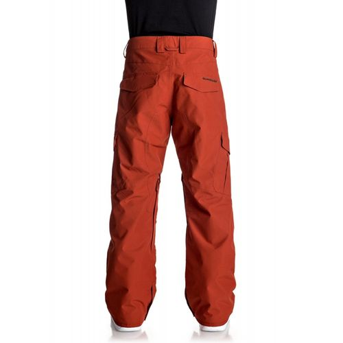 Pantalon-Quiksilver-Porter-Insulated---Hombre-Snowboard-Ski-RQP0-Ketchup-Red-XL
