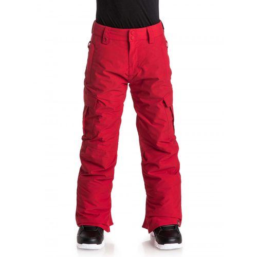 Pantalon-Quiksilver-Porter-Insulated---Hombre-Snowboard-Ski-MNJ-Flame-XL