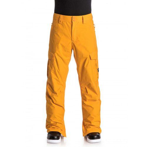 Pantalon-Quiksilver-Porter-Insulated-Hombre-NKL-Cadmiun-Yellow-S