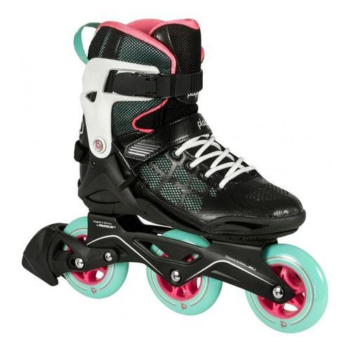 Roller-Playlife-Epsilon-Dama-3-Ruedas-100-Black---Pink--Aguamarin-EUR-36---ARG-35---CM-23