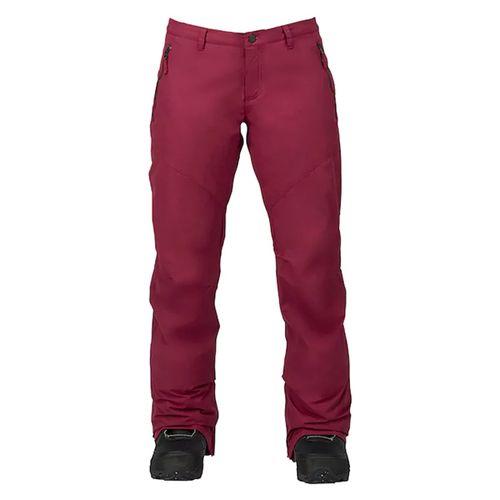 Pantalon-Burton-Society-Snowboard-Ski---Mujer-XS-Sangria