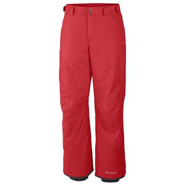 529e5478 Pantalones Columbia Bugaboo - Hombre - Ski Snowboard - Bright Red ...