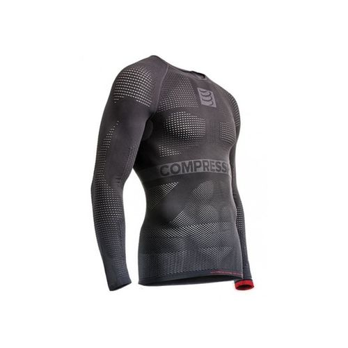 Remera-Compresion-Compressport-On-off-Multisport---Running-Manga-Larga-Hombre-Grey-XS