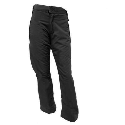 Pantalon-Alaska-De-Ski-Dama-Impermeable-termico-XS-Negro