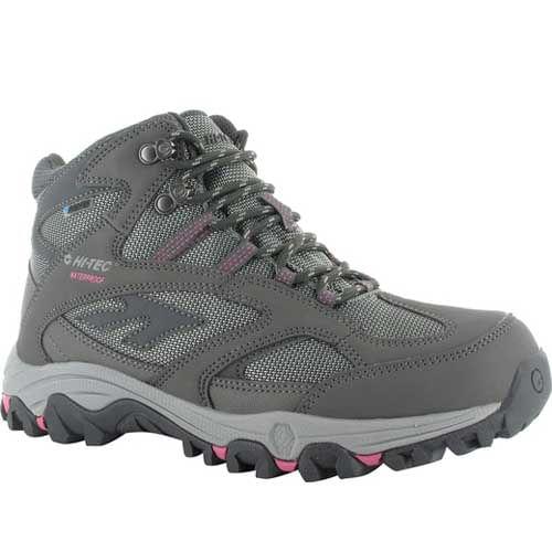 Botas-Hi-tec-Lima-Sport-WP-Impermeable-Dama-Steel-Cool-Grey-EUR-37---ARG-35.5---CM-22.5