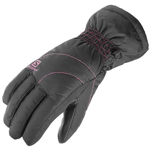 Guantes-Salomon-Cruise---Mujer---Ski-Snowboard-383145-Black-Gaura-Pink-XS