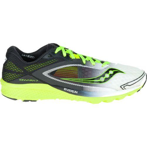 Zapatillas-Saucony-Kinvara-7-Runing--Hombre-White-Black-Citron-USA-8.5---ARG-41---CM-26.5