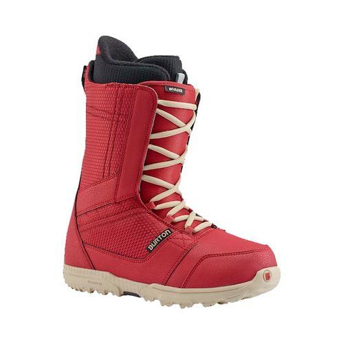 Botas-Snowboard-Burton-Invader-2017-Hombre-Red-USA-8---ARG-40---CM-26