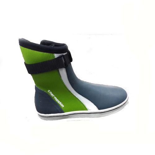 Bota-de-Neopreno-Thermoskin-Sailing--unisex--Verde---Gr-L