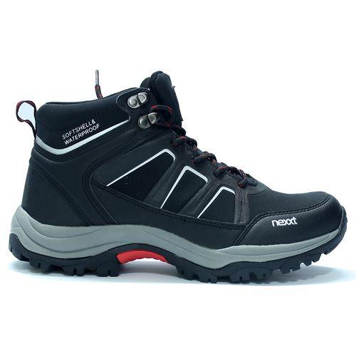 Botas-Nexxt-X-trail--Hombre--Impermeable-Trekking-EUR-42---ARG-41---CM-26.5-Black--Silver
