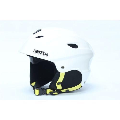 Casco-Nexxt-Franklin-White-Snowboard-Ski-Unisex-White-S