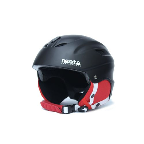 Casco-Nexxt-Franklin--Black-Ski-sonowboard-Unisex-Matt-Black-L