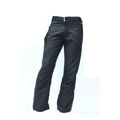 Pantalon-Alaska-Ski-Snowboard-Hombrer-Impermeable-Nieve-Ski-Snowboard-S-Negro