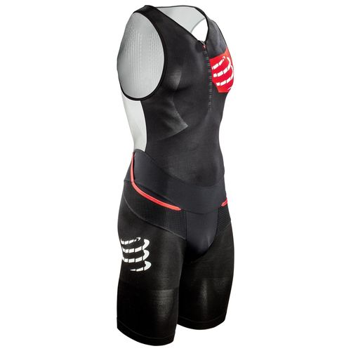 Enterito-Trisuit--Compressport-Tr3-Aero-Top---Triathlon---Hombre-Black-S