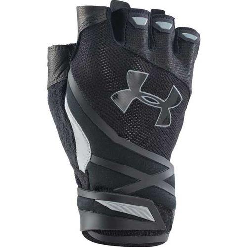 Guante-Under-Armour-UA-Flux-Half-Finger-Training-r--Hombre--M-Black