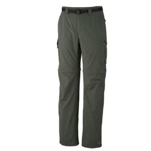 Pantalon-Columbia-Silver-Ridge-Desmontable--Hombre--M-Gravel