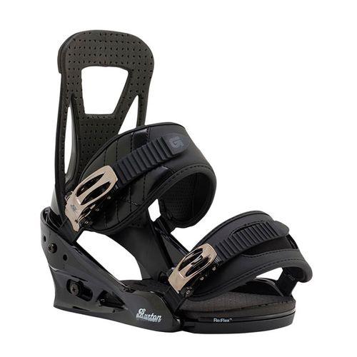 Fijaciones-de-Snowboard-Burton-Freestyle-2017-Hombre-Black-L---USA--10---ARG--43---CM--28