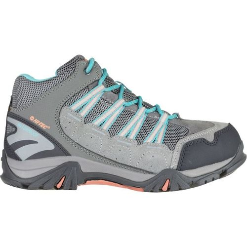 Botas-Hi-tec-Forza-Mid-WP---Niños---Trekking---Impermeable-Cool-Grey---Blue---Papaya-EUR-32---ARG-31--CM-19.5