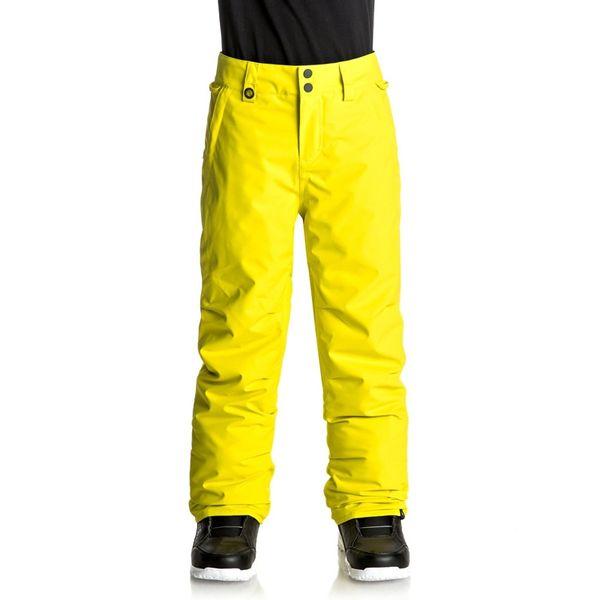 Pantalones de Nieve Unisex ni/ños Quiksilver Estate Youth PT