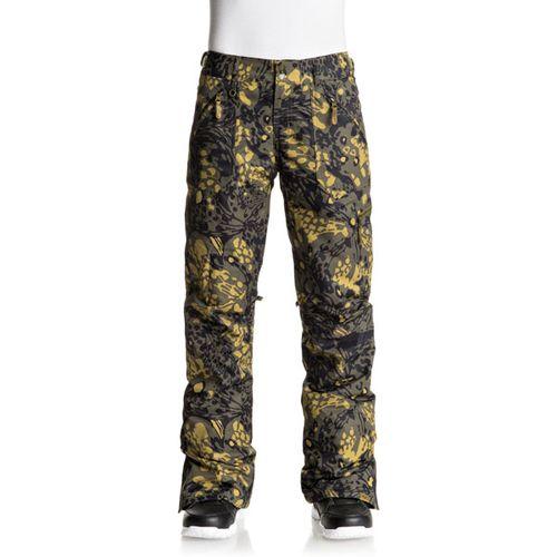 Pantalon-Roxy-Nadia-Printed--XS-CQW--Butterfly-Camo-Military-Olive