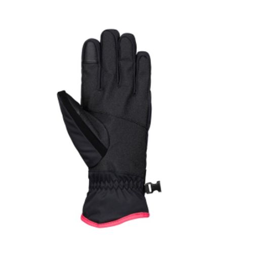 Guantes--Roxy-Jetty-Solid-Mujer-Impermeables-para-snowboard--S-KVJ0-True-Black