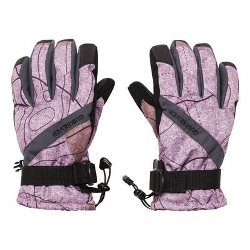 Guantes-Snowboard-Quiksilver-Meteor--Hombre--S-TKJ-Topo-Wool