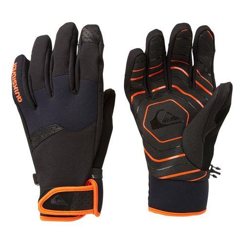 Guantes-Snowboard-Quiksilver-Method--Hombre--L-BLK-Black---Orange