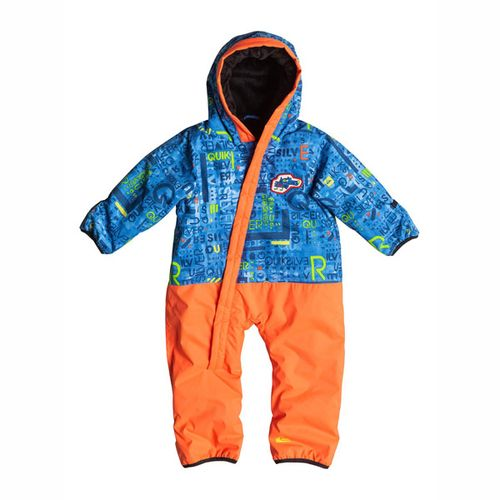 Enterito-Quiksilver-Little-Rooki-Niños-12-Meses-BQZ5-Orange